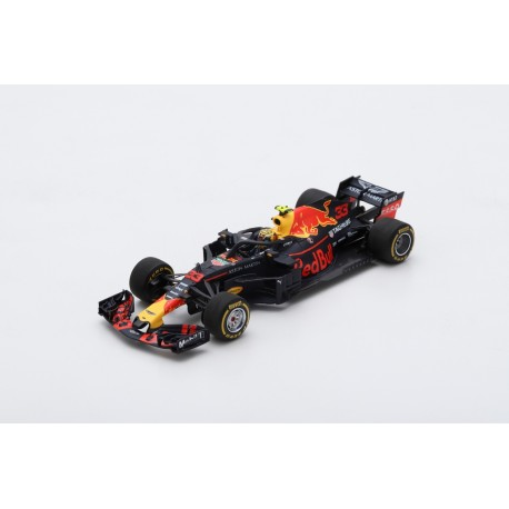 SPARK 18S352 RED BULL Racing - TAG Heuer N°33 Vainqueur GP Autriche 2018 Max Verstappen