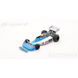 SPARK S2242 HESKETH 308D N°24 GP Pays-Bas 1976 Harald Ertl