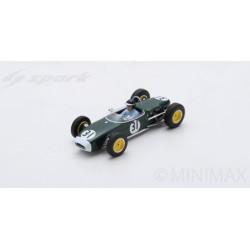 SPARK S7120 LOTUS 18 Formula Junior N°31 Vainqueur Oulton Park 1960 Jim Clark