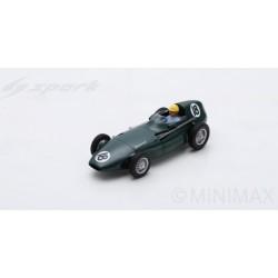 SPARK S7201 VANWALL VW 2 N°18 GP Angleterre 1956 José Froilán González