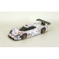 SPARK 08LM98 PORSCHE 911 GT1 N°26 Vainqueur Le Mans 1998