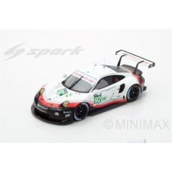 SPARK 18S330 PORSCHE 911 RSR N°92 - Porsche GT Team- Le Mans 2017 -