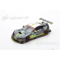 SPARK 18S331 ASTON MARTIN Vantage GTE N°95- Aston Martin Racing -25ème Le Mans 2017 9ème LMGTE Pro-