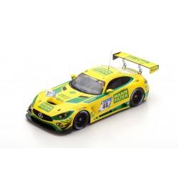 SPARK 18SG021 MERCEDES-AMG GT3 N°48 MANN-FILTER Team HTP Motorsport -14ème Nurburgring 2017-