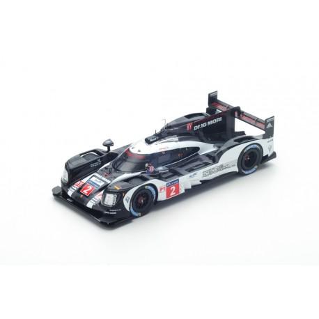 SPARK 43LM16 PORSCHE 919 Hybrid - HY n°2 LMP1 Vainqueur Le Mans 2016