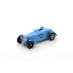 SPARK 43LM38 DELAHAYE 135 CS N°15 Vainqueur 24 Heures Le Mans 1938 -E. Chaboud - J. Trémoulet