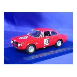 M4 7126 ALFA ROMEO 1600 GTA NURBURG. 69 No33