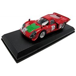 BEST MODEL 9402 ALFA 33.2 NURBURGRING 1968 No16 1.43