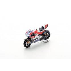 SPARK M43045 DUCATI GP17 N°04- Team Ducati - Vainqueur GP Italie- Mugello 2017- Andrea Dovizioso