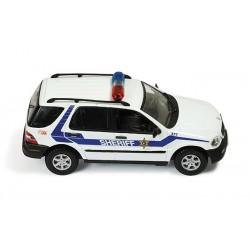 IXO MOC090 MERCEDES ML320 POLICE ALABAMA 2003 1.43