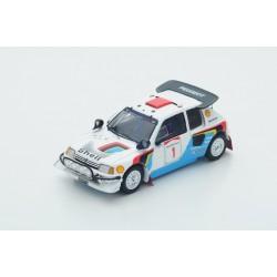 SPARK S1297 PEUGEOT 205 T16 n°1 5ème Safary Rally 19