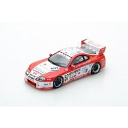 SPARK S2389 TOYOTA Supra LM N°57 24 H Le Mans 1996 -M. Kageyama - M. Sekiya - H. Mitsusada