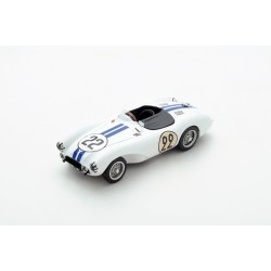 SPARK S2437 ASTON MARTIN DB3S N°22 24 Heures Le Mans 1954- C. Shelby - P. Frere