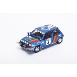 SPARK S3860 RENAULT 5 GT Turbo n°4 3ème