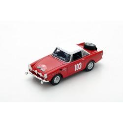 SPARK S4060 SUNBEAM N°103 5ème Rallye Monte Carlo 1965- A. Cowan - R. Turvey
