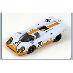 SPARK S1969 PORSCHE 917 GULF LM70 N°20 1.43