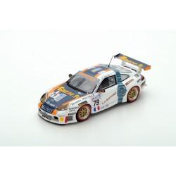 SPARK S4759 PORSCHE 996 GT3 R n°79 Le Mans 2000