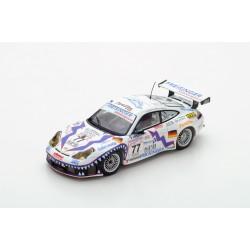 SPARK S4760 PORSCHE 911 GT3 RS n°77 7ème Le Mans 2001