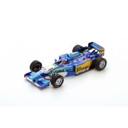 SPARK S4775 BENETTON B195 N°1 1995- Vainqueur GP Monaco- Michael Schumacher