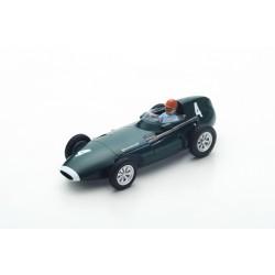 SPARK S4872 VANWALL VW5 Vainqueur GP Belgique 1958 Tony Brooks