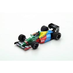 SPARK S5202 BENETTON B188 N°20 3ème GP Canada 1988 - Thierry Boutsen
