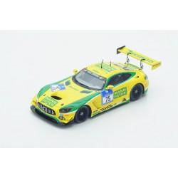 SPARK SG235 MERCEDES-AMG GT3 n°75 6ème 24h Nurburgring
