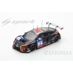 SPARK SG238 AUDI R8 LMS n°2 8ème 24h Nurburgring