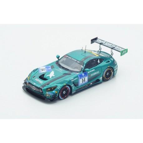 SPARK SG246 MERCEDES-AMG GT3 n°14 24h Nurburgring