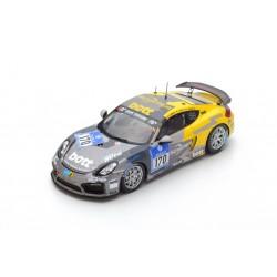 SPARK SG258 PORSCHE Cayman GT4 n¡170 24h Nurburgring