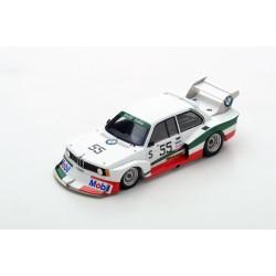 SPARK SI004 BMW 320 Turbo Gr5 N°55 6 Heures Silverstone 1978