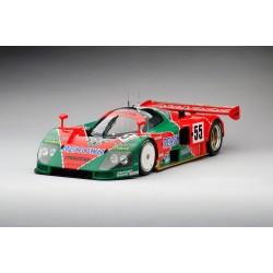 TRUESCALE TSM151201 Mazda 787B n°55 1991 Le Mans 1/12