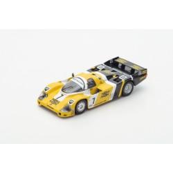 Y092 PORSCHE 956 n°7 Vainqueur Le Mans 1985 J. Winter - P. Barilla - K. Ludwig