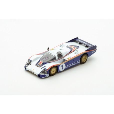 Y099 PORSCHE 956 n°1 Vainqueur Le Mans 1982 J. Ickx - D. Bell