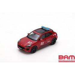 "SPARK S7047 PORSCHE MACAN GTS ""Track Car"" 24H Le Mans 2018"