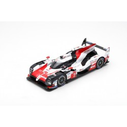 SPARK 18S341 TOYOTA TS050 HYBRID N°7 2ème 24H Le Mans 2018 Conway - Kobayashi - López
