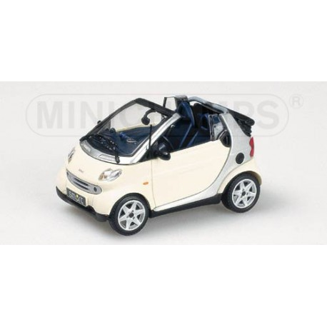 MINICHAMPS 430039004 SMART CABRIOLET 2000 1.43