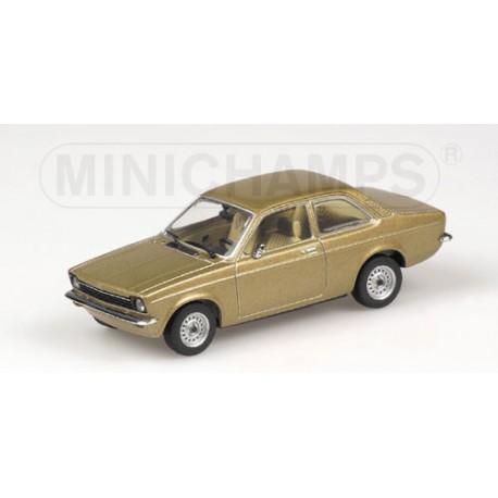 MINICHAMPS 430045606 OPEL KADETT C 1973 1.43