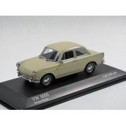 MINICHAMPS 430055300 VOLKSWAGEN 1600 1966 1.43