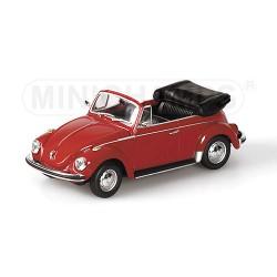 MINICHAMPS 430055040 VW 1302 CABRIOLET 1970 1.43