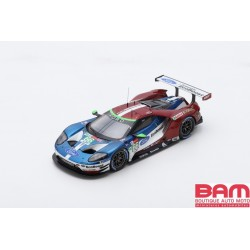 SPARK S7050 FORD GT N°66 2018 24H Le Mans 2018-Ford Chip Ganassi Team UK-S. Mücke - O. Pla - B. Johnson