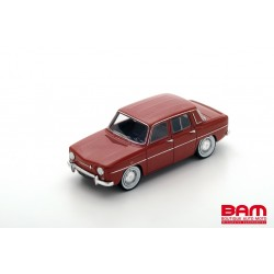 MILEZIM Z0063 RENAULT 8 Major 1964 Rouge