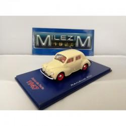 MILEZIM Z0004 RENAULT 4 CV Salon de Paris 1947 Beige