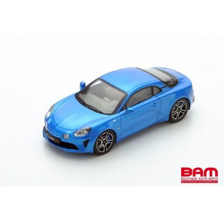MILEZIM Z0024 ALPINE A110 Première Edition 2017 Bleue