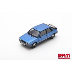 MILEZIM By Spark Z0035 RENAULT 11 Turbo 3 Portes 1984 Bleue