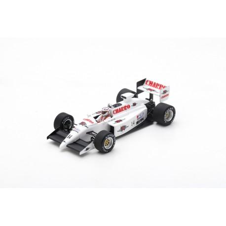 SPARK S7220 AGS JH22 N°14 GP San Marino 1987 Pascal Fabre
