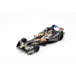 SPARK 18FE04 TECHEETAH Formula E Team N°25 Vainqueur Rd.12 New York ePrix Driver Championship Formula E Season 4 (2017-2018)
