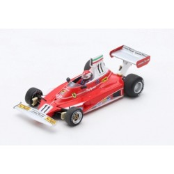 LOOKSMART LSRC60 FERRARI 312T N°11 Vainqueur GP Italie 1975-Clay Regazzoni