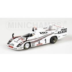 MINICHAMPS 430816701 PORSCHE 908/80 1000KM NURBURGRING CLASS WINNER 1981 1.43