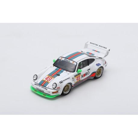SPARK HP07 PORSCHE 964 Bi-Turbo n°49 Monza 1995- Henri Pescarolo-Bruno Giacomelli
