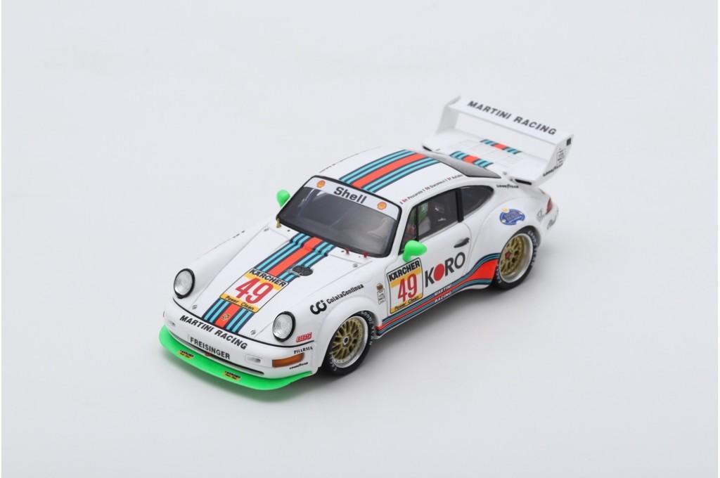 Porsche 964 BT Monza 95 Pesca